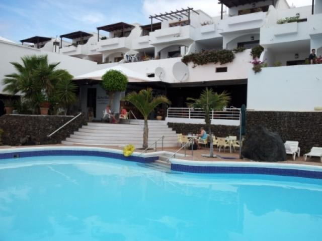 This is a one bedroom appartment in the Old Town of Puerto Del Carmen